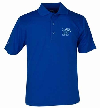 Memphis YOUTH Unisex Pique Polo Shirt (Team Color: Royal)