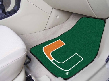 Miami 2 Piece Car Mats