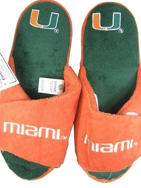 Miami 2011 Open Toe Hard Sole Slippers