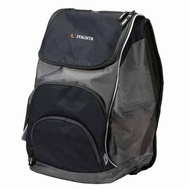 Miami Action Backpack (Color: Black)
