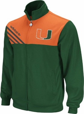 Miami Adidas Originals Celebration Track Jacket