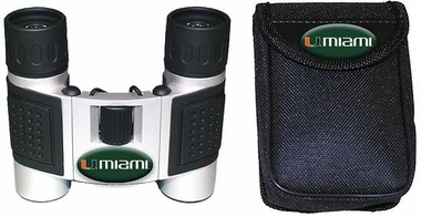 Miami Binoculars and Case