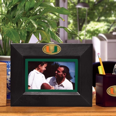 Miami BLACK Landscape Picture Frame