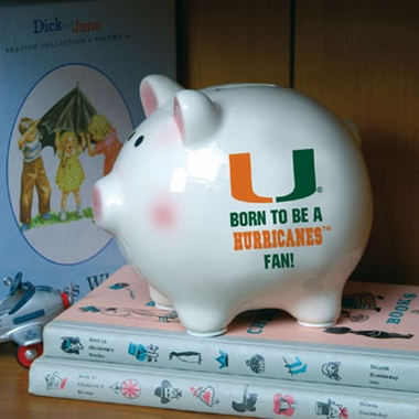Miami (Born to Be) Piggy Bank
