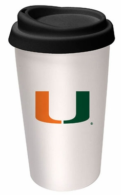 Miami Ceramic Travel Cup
