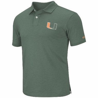 Miami Choice Slub Polo Shirt