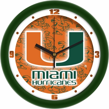Miami Dimension Wall Clock