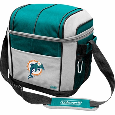 Miami Dolphins 24 Can Soft Side Cooler