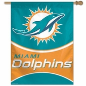 Miami Dolphins Flags & Outdoors