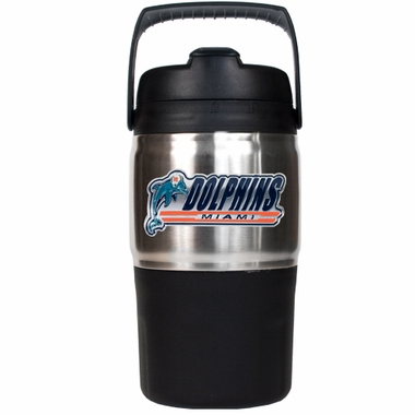 Miami Dolphins 48oz Travel Jug