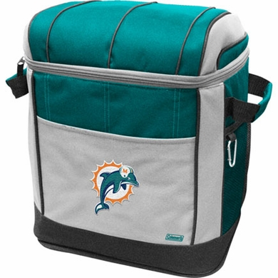 Miami Dolphins 50 Can Soft Side Cooler