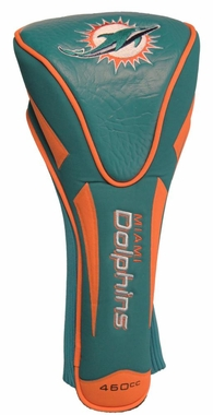 Miami Dolphins Apex Driver Headcover
