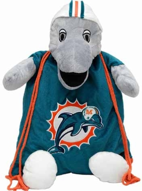 Miami Dolphins Back Pack Pal