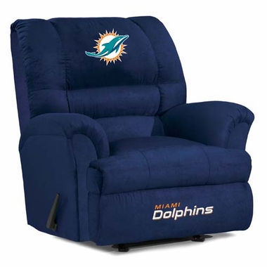 Miami Dolphins Big Daddy Recliner