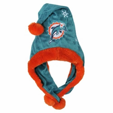 Miami Dolphins Dangle Novelty Hat