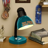 Miami Dolphins Lamps