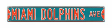 Miami Dolphins Dr Street Sign