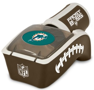 Miami Dolphins Frost Boss Beverage Chiller