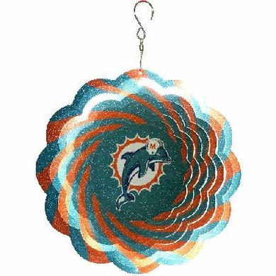 Miami Dolphins Geo Spinner
