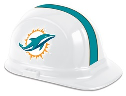 Miami Dolphins Hard Hat