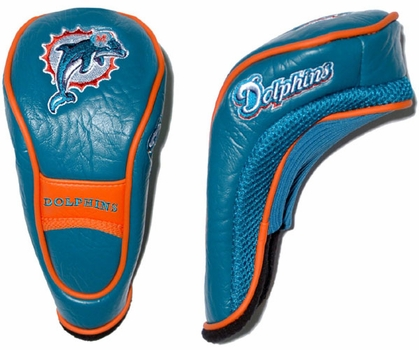 Miami Dolphins Hybrid Individual Headcover