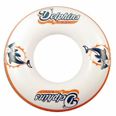 Miami Dolphins Inflatable Inner Tube