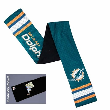Miami Dolphins Jersey Fashion Scarf