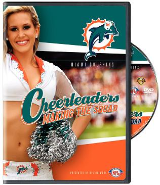 Miami Dolphins Making the Squad DVD