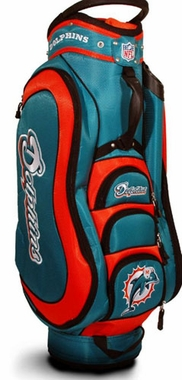 Miami Dolphins Medalist Cart Bag