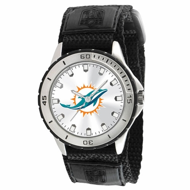 Miami Dolphins Mens Veteran Watch