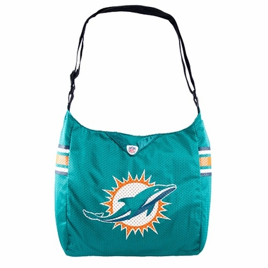 Miami Dolphins MVP Jersey Tote