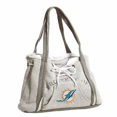 Miami Dolphins Property of Hoody Purse