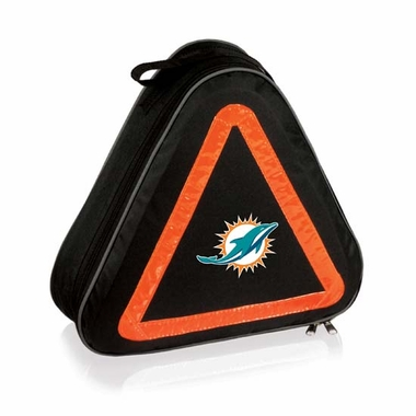 Miami Dolphins Roadside Emergency Kit (Black)