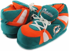Miami Dolphins UNISEX High-Top Slippers