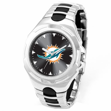 Miami Dolphins Victory Mens Watch
