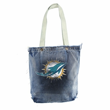 Miami Dolphins Vintage Shopper (Denim)