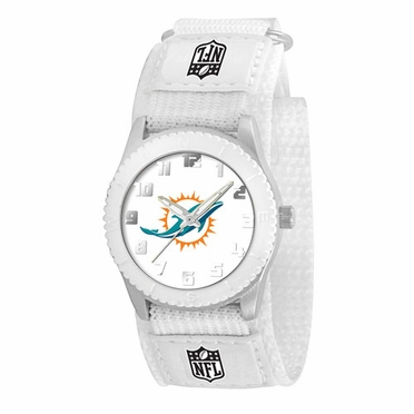 Miami Dolphins Youth Rookie Watch (White)