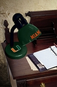 University of Miami Lamps