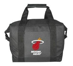 Miami Heat 12 Pack Cooler Bag