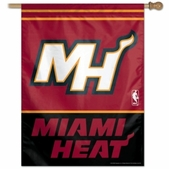 Miami Heat Flags & Outdoors