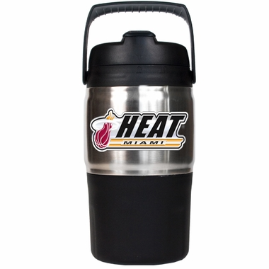 Miami Heat 48oz Travel Jug