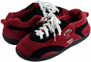 Miami Heat All Around Sneaker Slippers