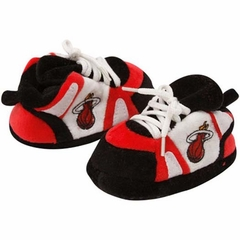 Miami Heat Baby Slippers