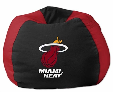 Miami Heat Bean Bag Chair