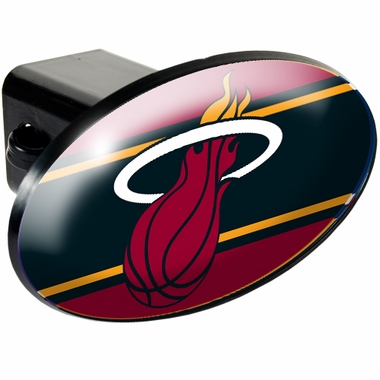 Miami Heat Economy Trailer Hitch