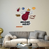 Miami Heat Wall Decorations