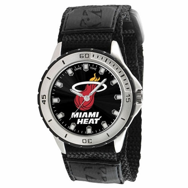 Miami Heat Mens Veteran Watch
