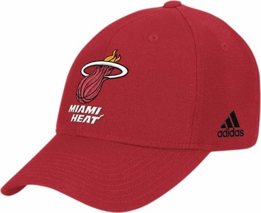 Miami Heat Pro Adjustable Hat