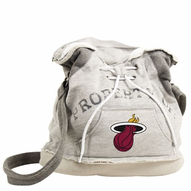 Miami Heat Property of Hoody Duffle