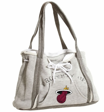 Miami Heat Property of Hoody Purse